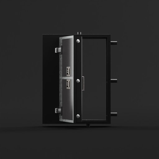 Atomic Shelter Doors
