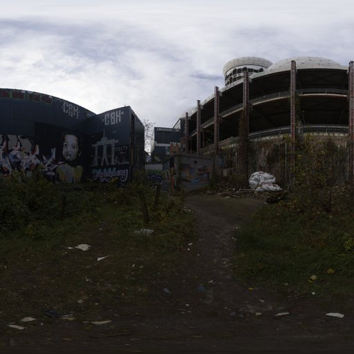 Thumbnail: Teufelsberg Ground 1