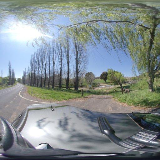 Australia country road