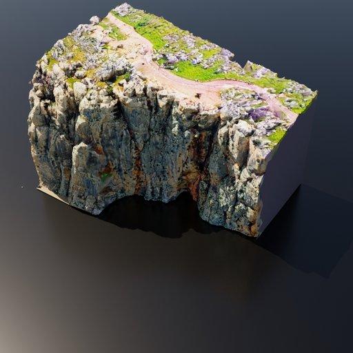 Thumbnail: Cliff wall