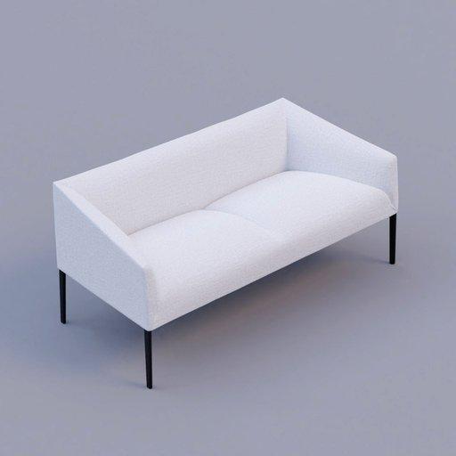 Thumbnail: fabric sofa