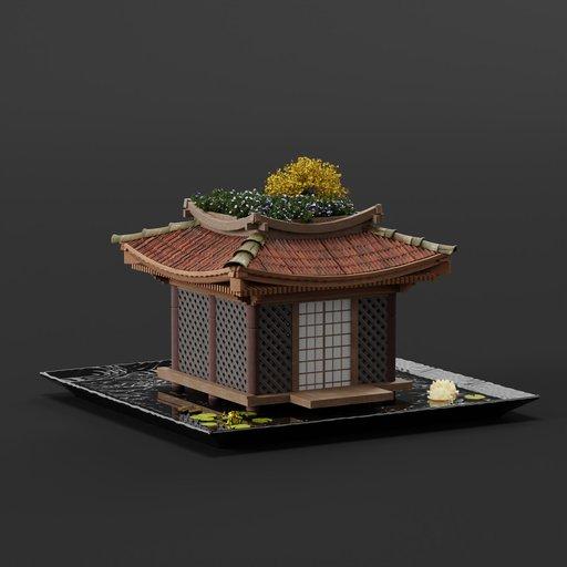 Thumbnail: Pagoda Pot
