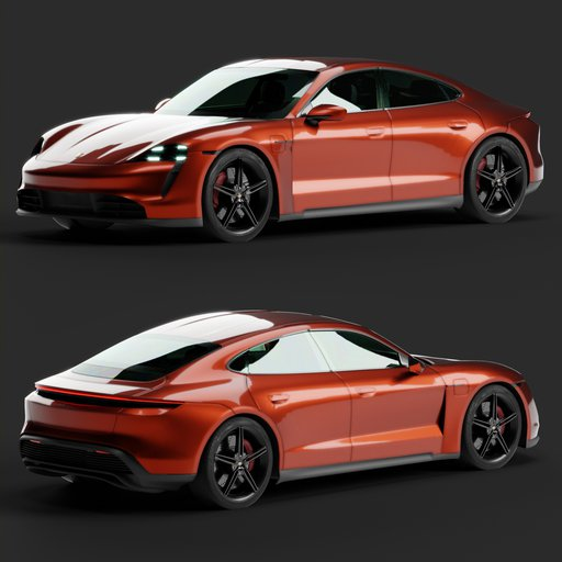 Thumbnail: Porsche Taycan