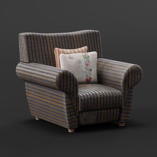 Thumbnail: Old Armchair
