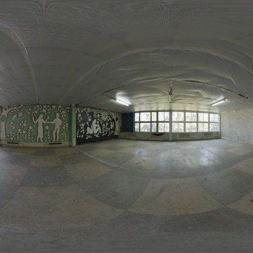 Thumbnail: Abandoned Factory Canteen 01