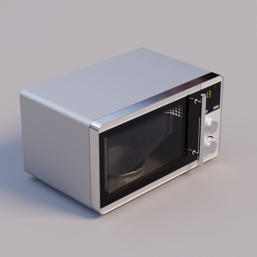 Thumbnail: Microwave