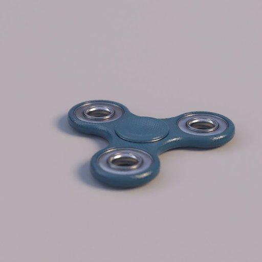 Thumbnail: plastic spinner