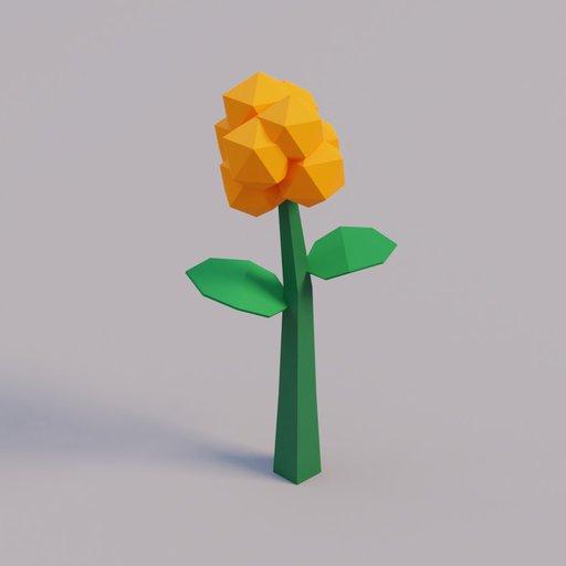 Thumbnail: Yellow Flower