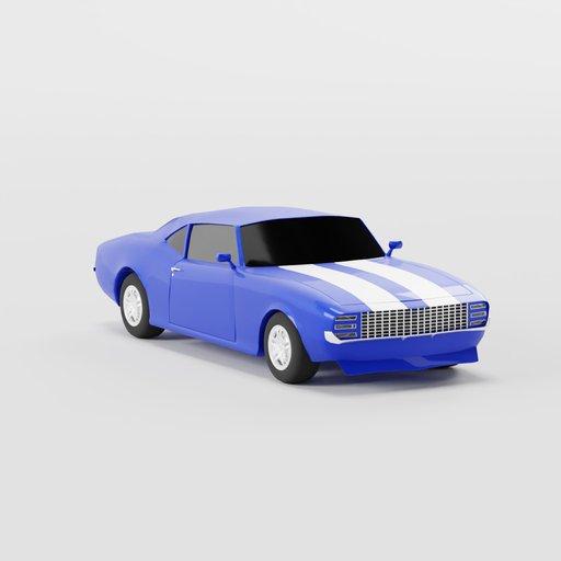 Thumbnail: Chevrolet Camaro 1969