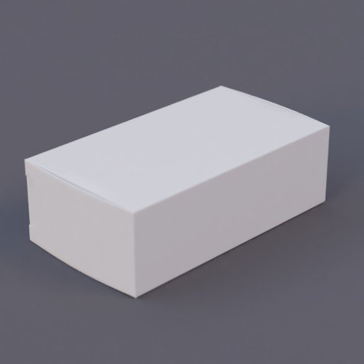 Thumbnail: white paper box