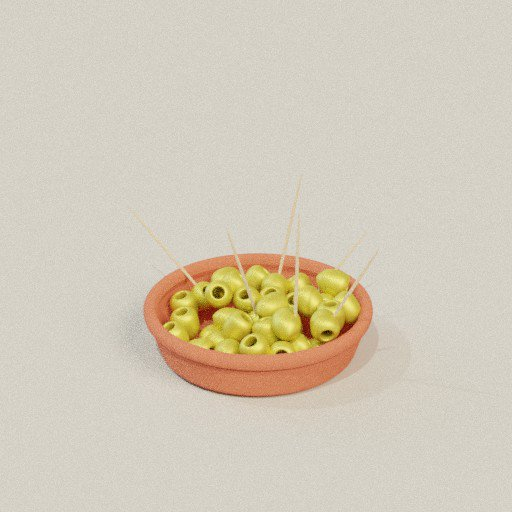 Thumbnail: Olive snack
