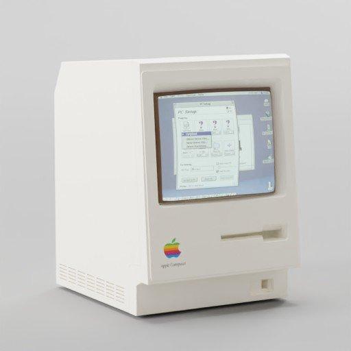Thumbnail: Apple Macintosh 128K (1984)