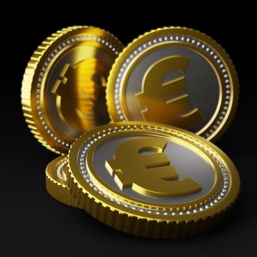Thumbnail: Euro coin