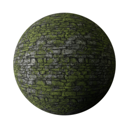 Thumbnail: Old stone wall moss
