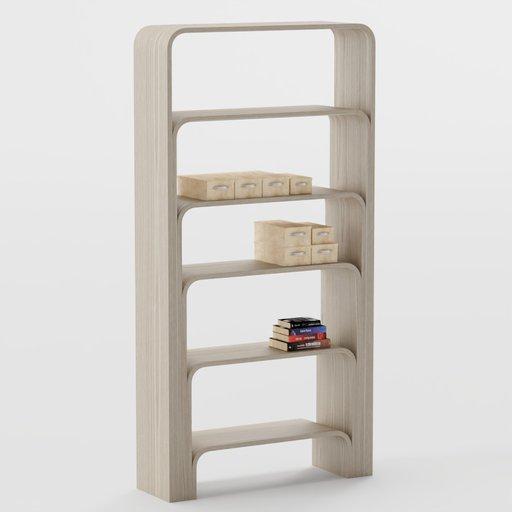 Thumbnail: Bookcase3