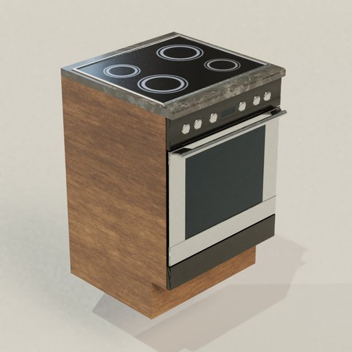 Thumbnail: Kitchen Collection 1 Oven