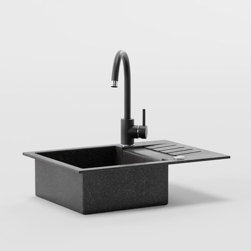 Thumbnail: Sink with faucet