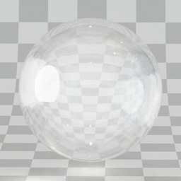 Thumbnail: EEVEE Glass Shader