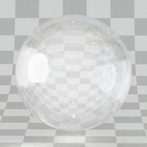 Thumbnail: EEVEE Glass Shader