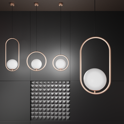 Thumbnail: Bauhaus Oval Lamp Small