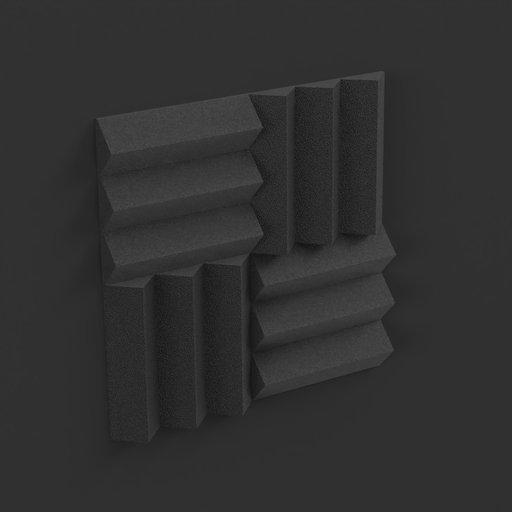 Thumbnail: Acoustic Foam