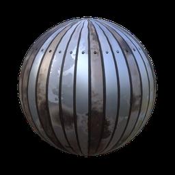 Thumbnail: metal plates