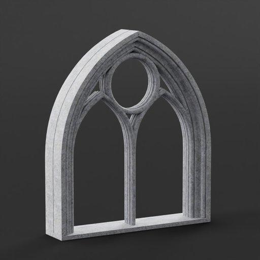 Thumbnail: Gothic Arch WIndow