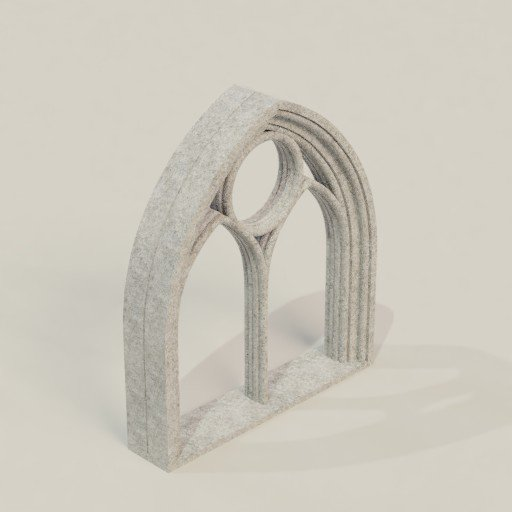 Thumbnail: Gothic Arch WIndow