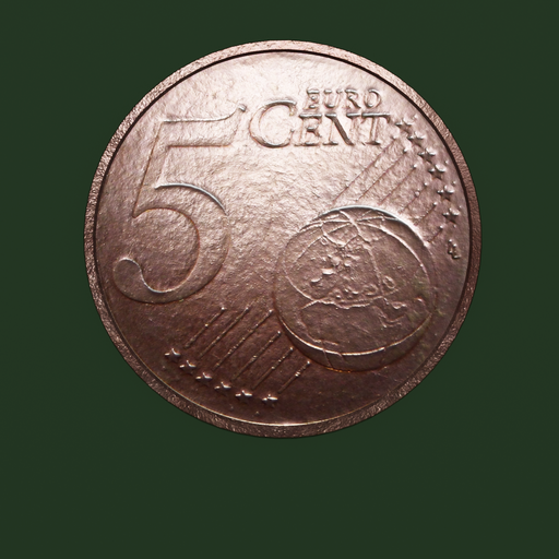 Thumbnail: Euro Coin, 5 cent