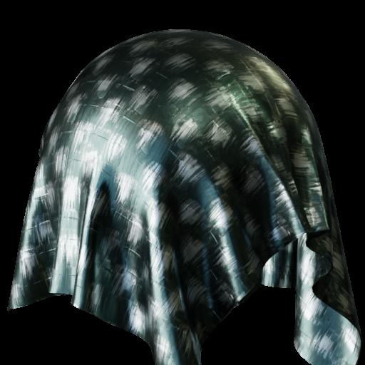 Thumbnail: Metallic Cloth