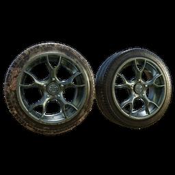 Thumbnail: Mazda wheel