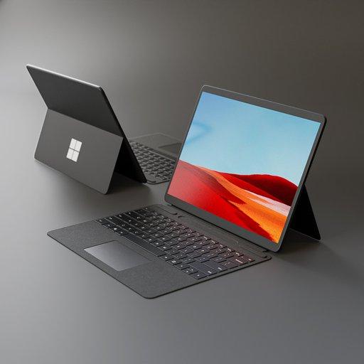 Thumbnail: Surface Pro X