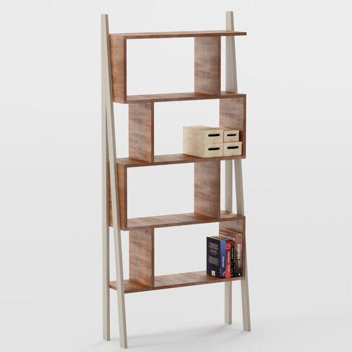 Thumbnail: Bookcase5