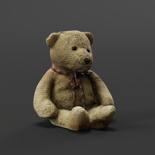 Thumbnail: Teddy bear