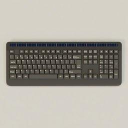 Thumbnail: Generic wireless keyboard