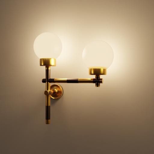 Thumbnail: Retro Wall Lamp
