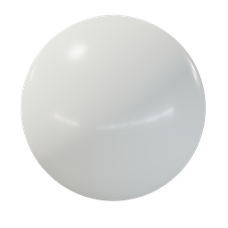 Thumbnail: Matal solid paint white