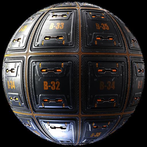 Thumbnail: Scifi Panels 05