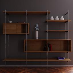 Thumbnail: ROD shelf