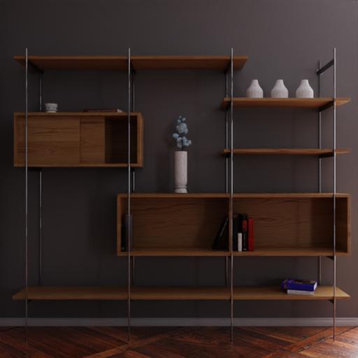 ROD shelf