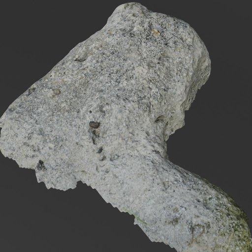 Thumbnail: Half-buried Concrete 02