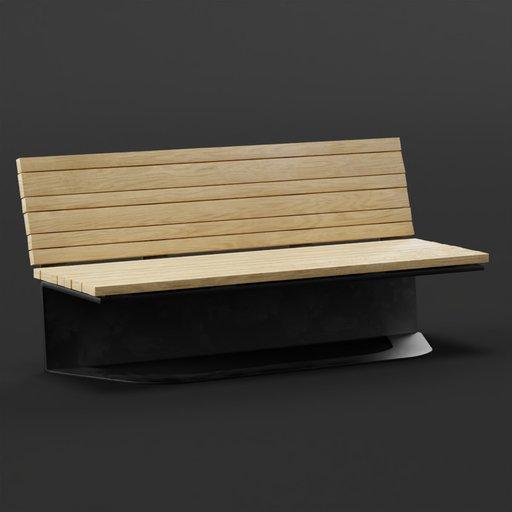 Thumbnail: Park Bench No.2