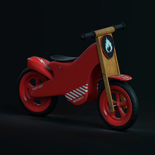 Thumbnail: Mini Moto Toy