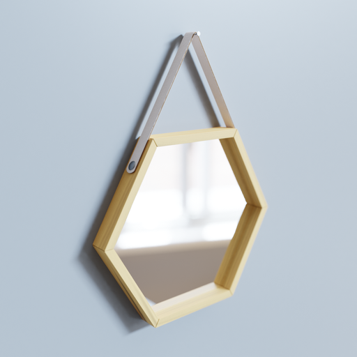 Thumbnail: Hexagonal Mirror