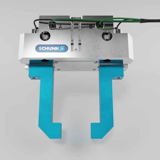 Pneumatic 2 finger robot gripper