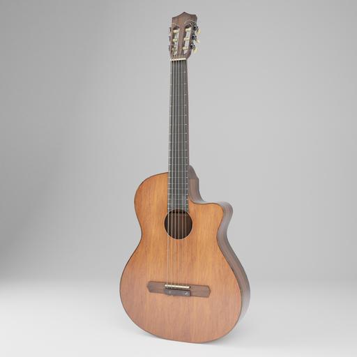 Spanish guitar acoustic