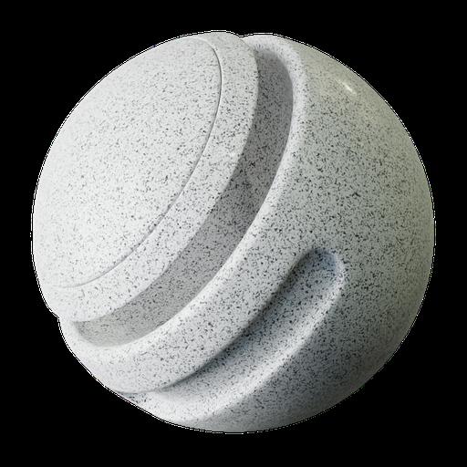 Thumbnail: Polished granite White