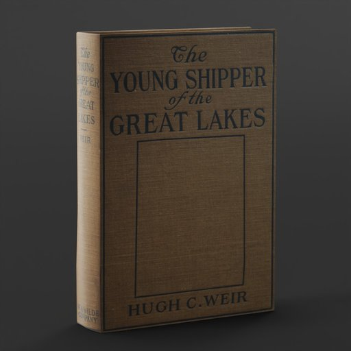 Thumbnail: Old Book: The Young Shipper of the Great Lakes