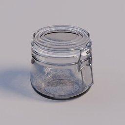 Thumbnail: Jar empty small