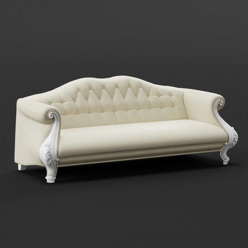 Cloudy Living room sofa